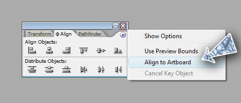 Align to Artboard