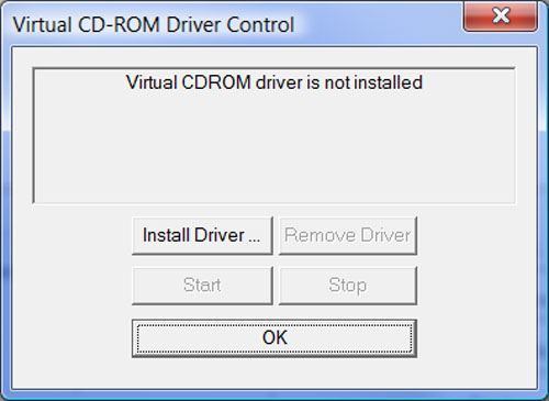 Driver Control